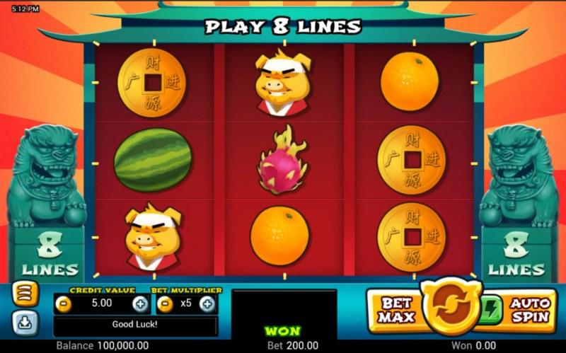 Golden Pig :: Base Game