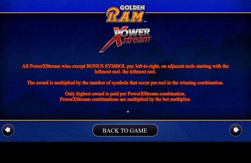 Golden Ram :: Power Xtreme