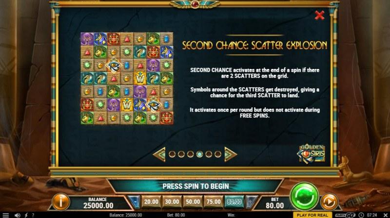 Golden Siris :: Second Chance Feature