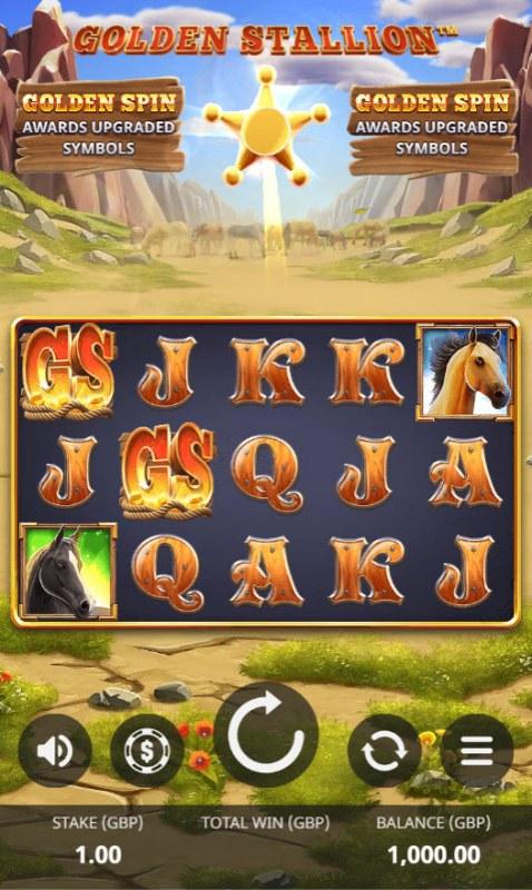 Golden Stallion Ultraways :: Main Game Board