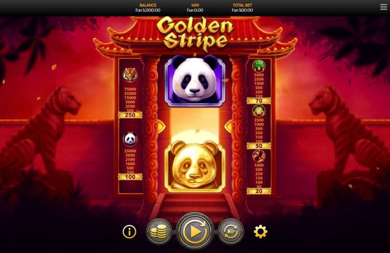 Golden Stripe :: Main Game Board