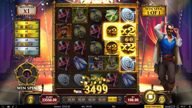 Golden Ticket 2 :: X2 Win Multiplier