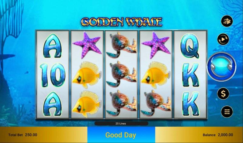 Golden Whale :: Main Game Board