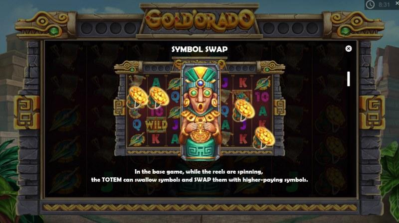 Gold'orado :: Symbol Swap