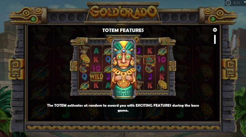 Gold'orado :: Totem Features