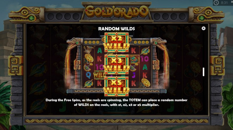 Gold'orado :: Random Wilds