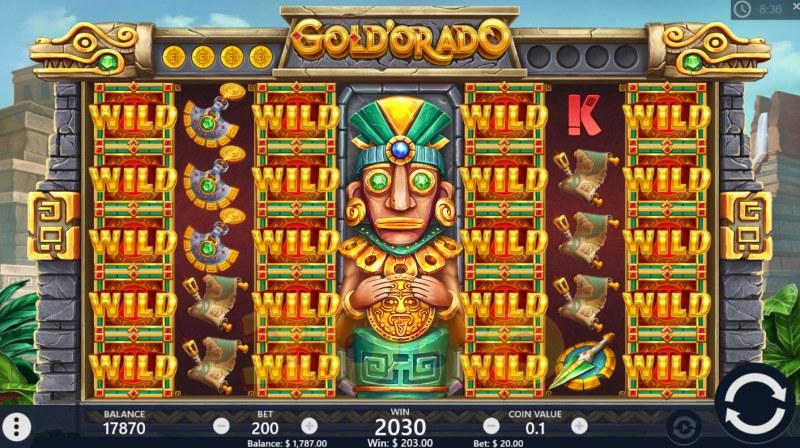 Gold'orado :: Big Win