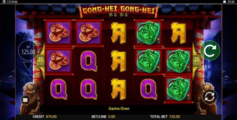 Gong-Hei Gong-Hei :: Main Game Board