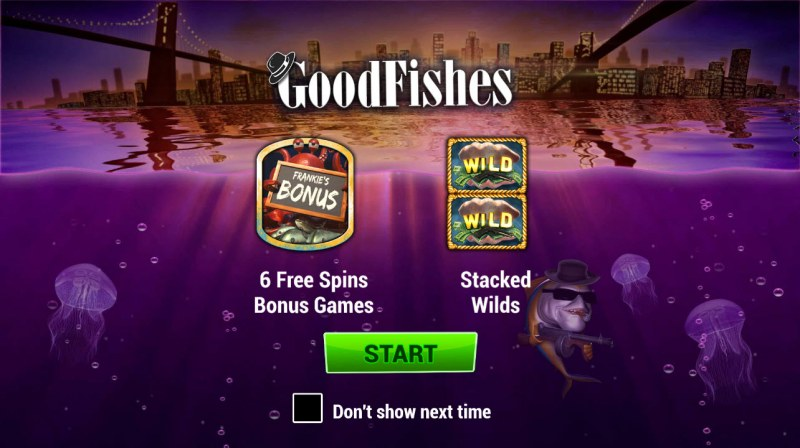 Good Fishes :: Introduction