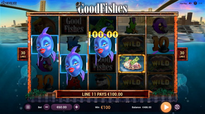 Good Fishes :: Four of a kind