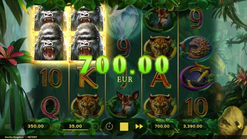 Gorilla Kingdom :: Two of a kind
