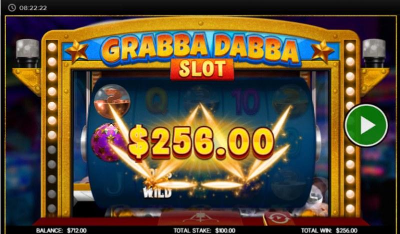 Grabba Dabba Slot :: Multiple winning paylines