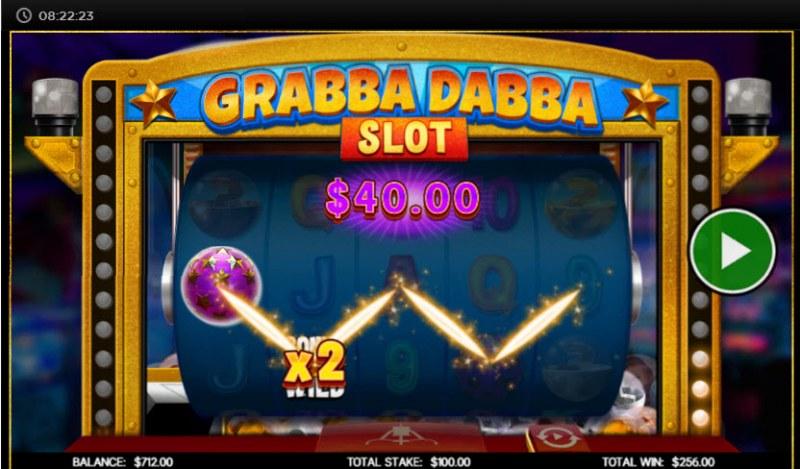 Grabba Dabba Slot :: Wild Multiplier