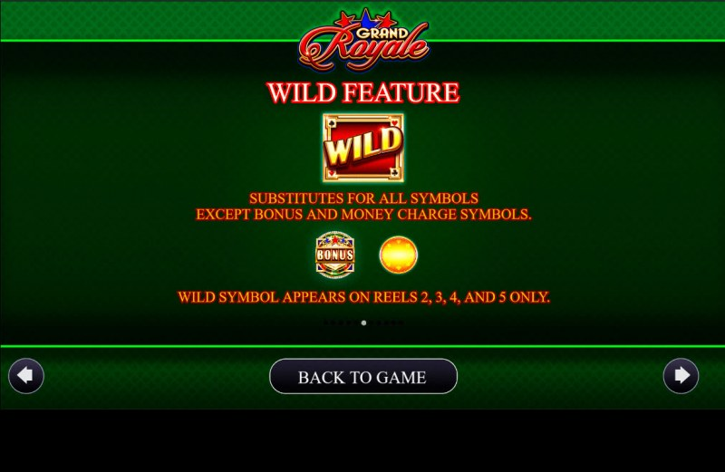 Grand Royale :: Wild Feature