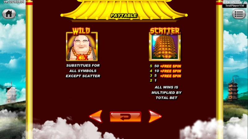 Great Stars :: Wild and Scatter Rules