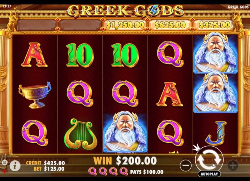 Greek Gods :: Three of a kind