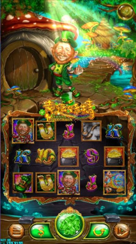 Green Leprechaun :: Main Game Board