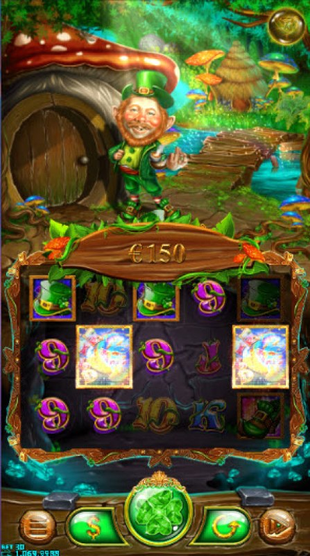 Green Leprechaun :: Five of a kind