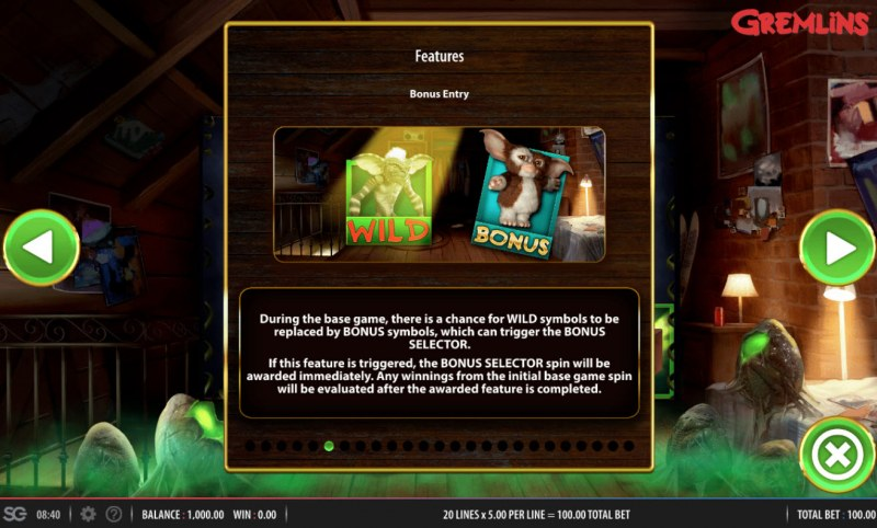 Gremlins :: Bonus Entry