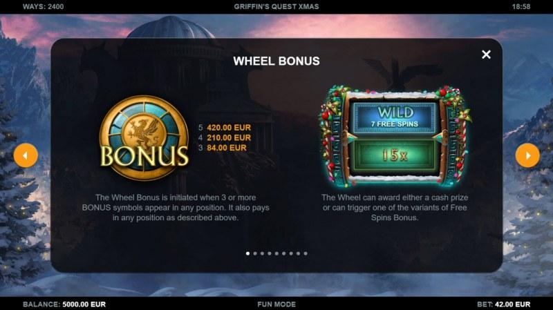 Griffin's Quest X-Mas Edition :: Bonus Feature