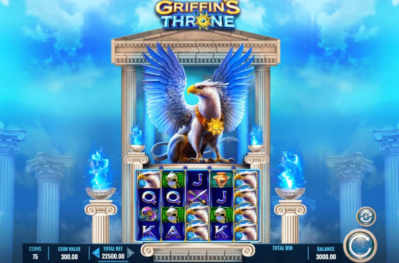 Griffin's Throne :: Main Game Board