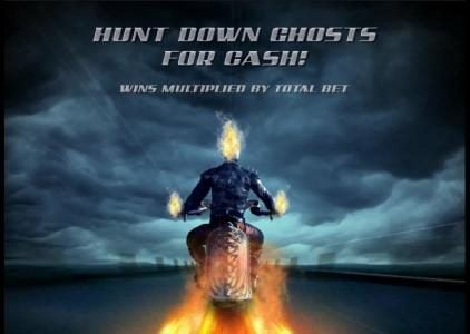 Ghost Rider :: hunt down ghosts for cash