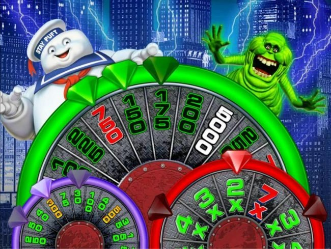 Play slots at Thrills: Thrills featuring the Video Slots Ghostbusters Triple Slime with a maximum payout of $250,000