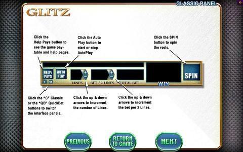 Glitz :: Classic Panel
