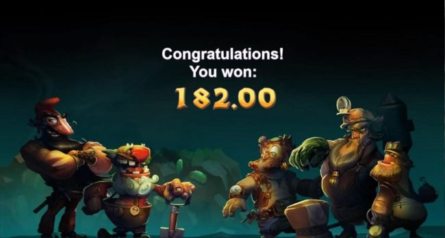 NordiCasino featuring the Video Slots Gnomes Gems with a maximum payout of $5,000