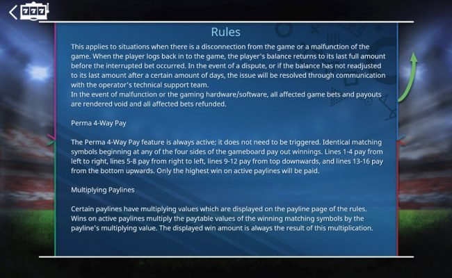 Goal :: Perma 4-Way Rules