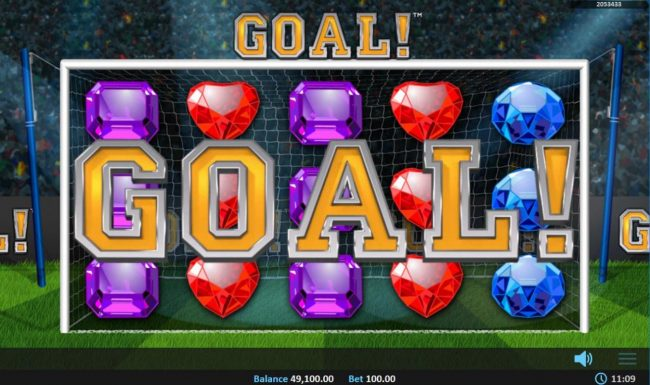 Goal! :: Goal feature triggered