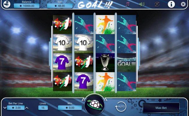 Goal :: Main Game Board