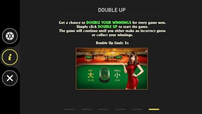 Play 24 Bet featuring the Video Slots God of Gamblers with a maximum payout of $1,250,000