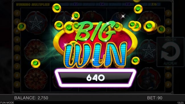 Play slots at Kingbit Casino: Kingbit Casino featuring the Video Slots Gods of Slots with a maximum payout of $40,000