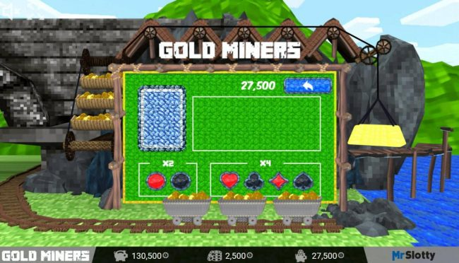 Napoli featuring the Video Slots Gold Miners with a maximum payout of $200,000