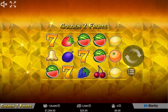 Play slots at Africa Casino: Africa Casino featuring the Video Slots Golden 7 Fruits with a maximum payout of $50,000
