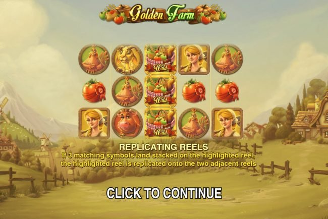 Play slots at Mango Casino: Mango Casino featuring the Video Slots Golden Farm with a maximum payout of $60,000
