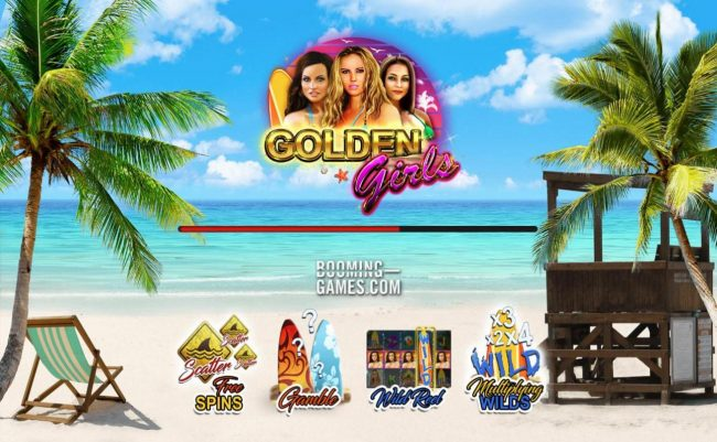 Play slots at Pokie Place: Pokie Place featuring the Video Slots Golden Girls with a maximum payout of $50,000
