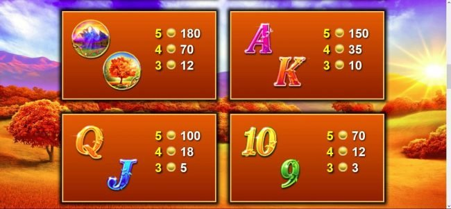 Sapphire Rooms featuring the Video Slots Golden Mane with a maximum payout of $15,000