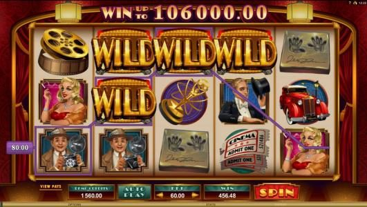 Play slots at UK Casino Club: UK Casino Club featuring the Video Slots Golden Era with a maximum payout of $106,000