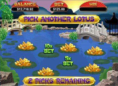 Golden Lotus :: Bonus Picks