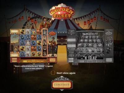 Play slots at Melbet: Melbet featuring the Video Slots Golden Ticket with a maximum payout of $8,000