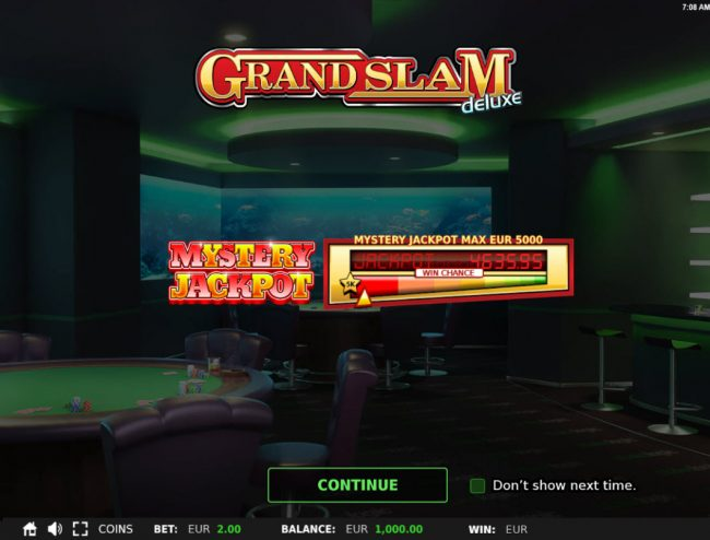 Grand Slam Deluxe :: Introduction