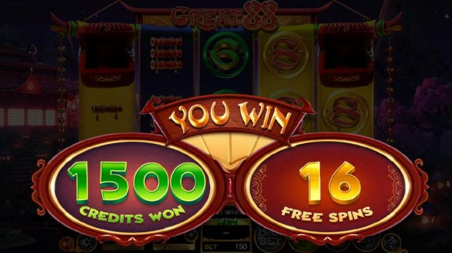 Llama Casino featuring the Video Slots Great 88 with a maximum payout of $2,250,000