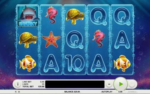 Play slots at Karamba: Karamba featuring the Video Slots Great Reef with a maximum payout of $2,500