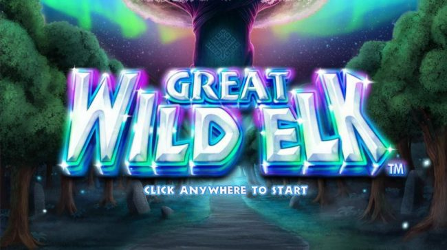 Fika Casino featuring the Video Slots Great Wild Elk with a maximum payout of $10,000
