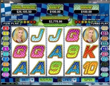 Play slots at Dreams: Dreams featuring the Video Slots Green Light with a maximum payout of $250,000