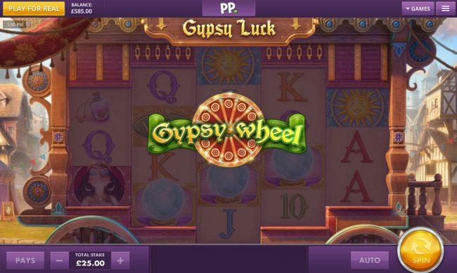 Gypsy Wheel awarded