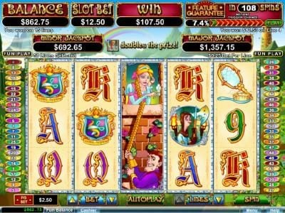 Siver Oak featuring the Video Slots Hairway to Heaven with a maximum payout of $250,000