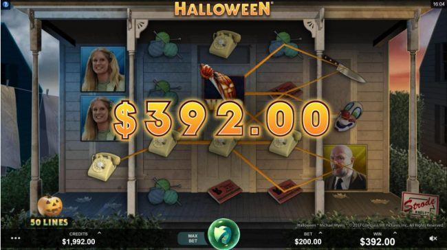 Play slots at BGO Vegas: BGO Vegas featuring the Video Slots Halloween with a maximum payout of $100,000